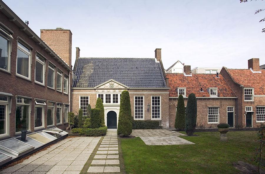 Renovatie St. Elisabeth Gasthuishof te Leiden