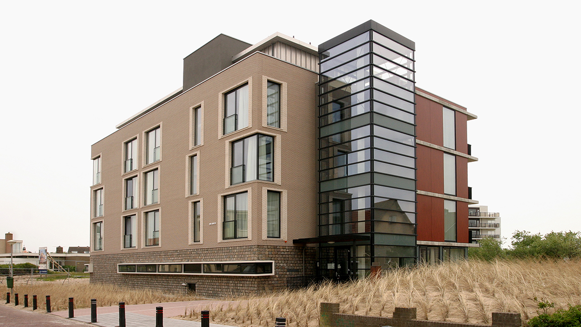 Herstelhotel De Kim te Noordwijk