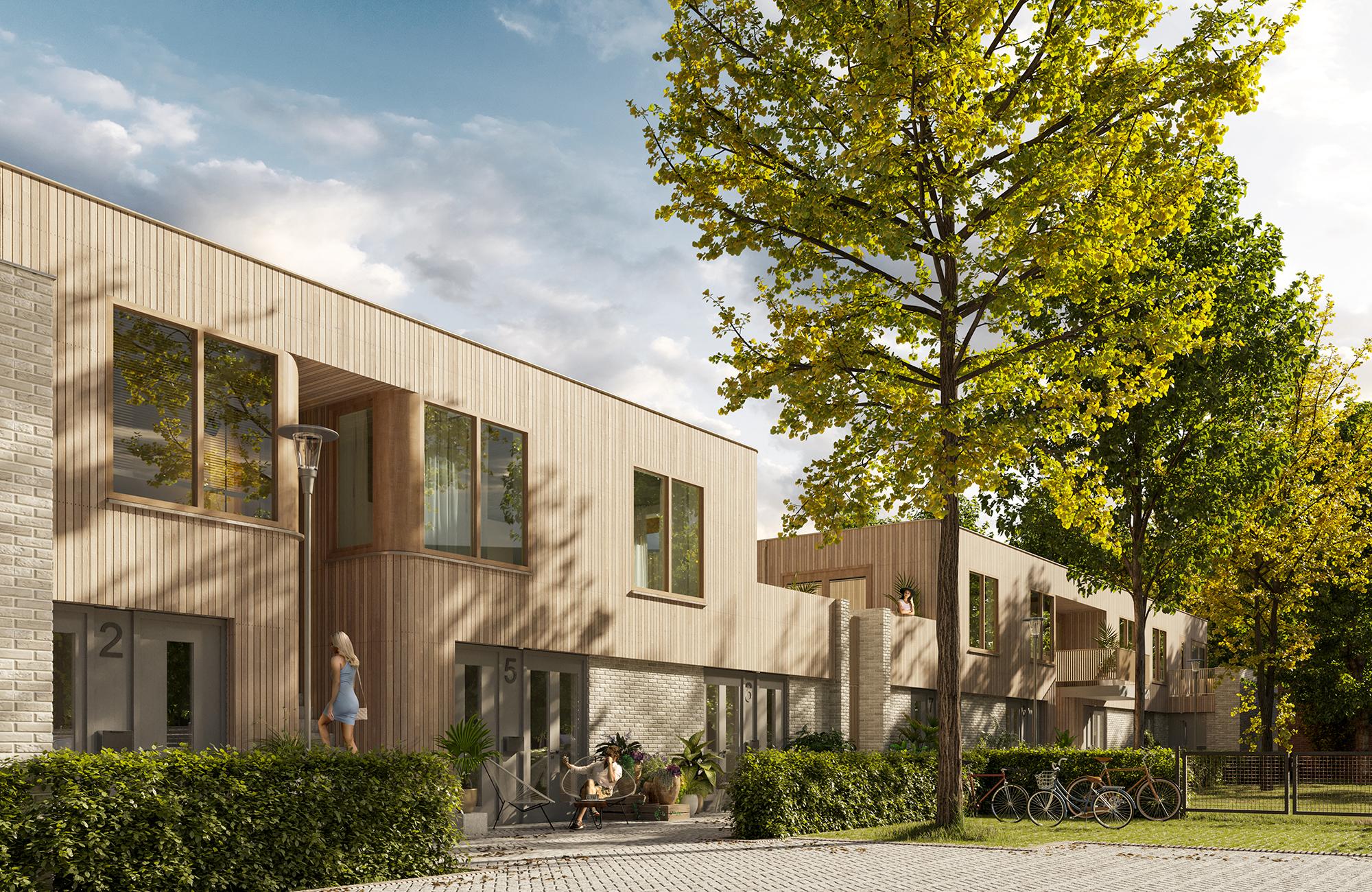 Eerste kopersgesprekken project De Kleine Akker Eindhoven