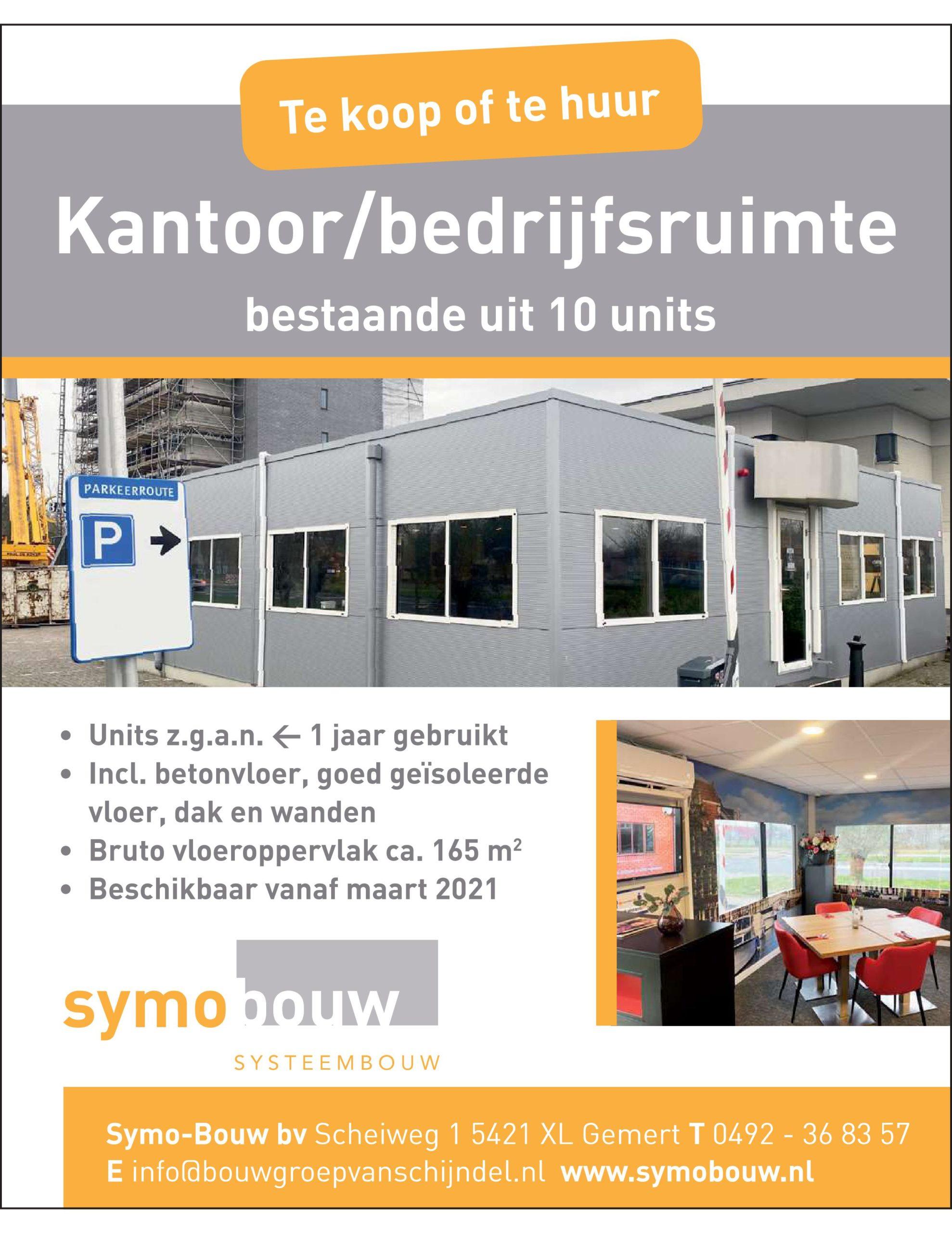 Te koop of te huur Kantoor/bedrijfsruimte